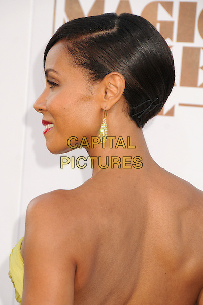 25 June 2015 - Hollywood, California - Jada Pinkett Smith. &quot;Magic Mike XXL&quot; Los Angeles Premiere held at the TCL Chinese Theatre.   <br /> CAP/ADM/BP<br /> &copy;Byron Purvis/AdMedia/Capital Pictures