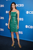 Daniela Ruah at the 2012 CBS Upfront at The Tent at Lincoln Center on May 16, 2012 in New York City. © RW/MediaPunch Inc.
