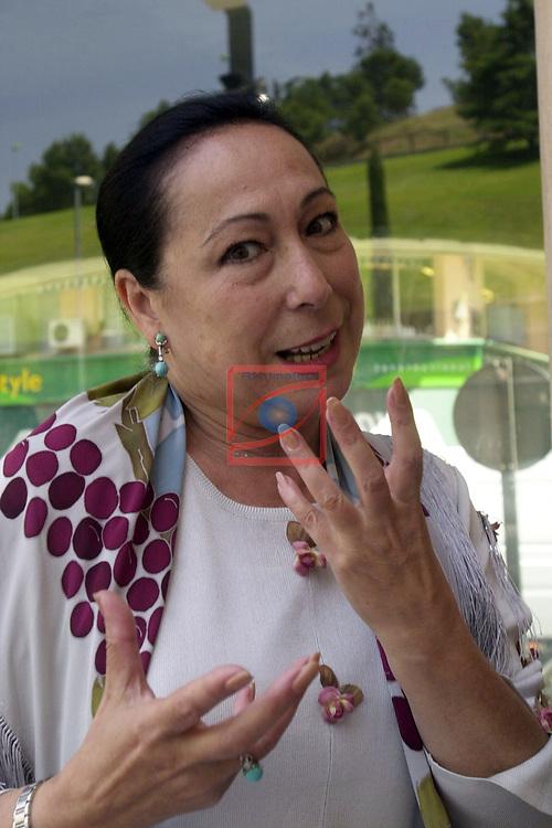Cristina Hoyos-Poema del cante jondo en el cafe de chinitas.