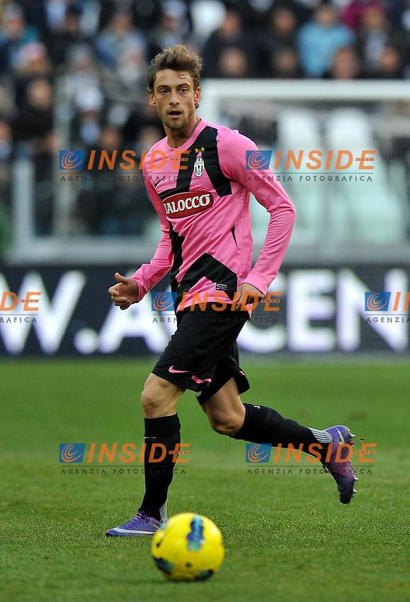 "Claudio MARCHISIO (Juventus).Torino 18/12/2011 Stadio ""Juventus Stadium"".Serie A 2011/2012.Football Calcio Juventus Vs Novara.Foto Insidefoto Alessandro Sabattini."