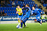 St Johnstone v Queen of the South...21.09.10  CIS Cup 3rd Round.Jody Morris scores from the spot.Picture by Graeme Hart..Copyright Perthshire Picture Agency.Tel: 01738 623350  Mobile: 07990 594431
