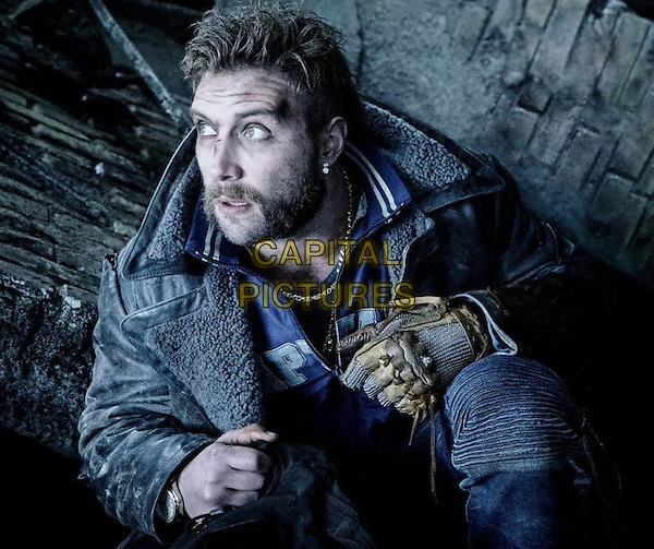 Suicide Squad (2016)<br /> Jai Courtney Captain Boomerang <br /> *Filmstill - Editorial Use Only*<br /> CAP/PLF<br /> Supplied by Capital Pictures