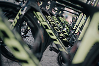 Team Orica-Scott bikes ready at the start<br /> <br /> 104th Tour de France 2017<br /> Stage 4 - Mondorf-les-Bains &rsaquo; Vittel (203km)