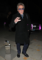 Roger Daltrey at the &quot;The Adoration Trilogy: Searching For Apollo&quot; by Alistair Morrison opening gala, Victoria &amp; Albert Museum, Cromwell Road, London, England, UK, on Monday 13 November 2017.<br /> CAP/CAN<br /> &copy;CAN/Capital Pictures
