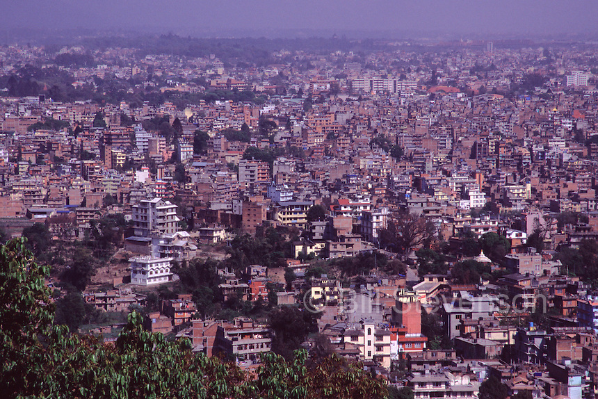 After 18 hours of planes and airports the journey finally begins in the city of Kathmandu.
