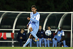 21 November 2013: North Carolina's Raby George (SWE). The University of North Carolina Tar Heels hosted the University of South Florida Bulls at Fetzer Field in Chapel Hill, NC in a 2013 NCAA Division I Men's Soccer Tournament First Round match. North Carolina won the game 1-0.