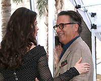 LOS ANGELES - NOV 6:  Catherine Zeta-Jones, Andy Garcia at the Michael Douglas Star Ceremony on the Hollywood Walk of Fame on November 6, 2018 in Los Angeles, CA