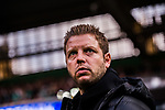 15.04.2018, Weserstadion, Bremen, GER, 1.FBL, Werder Bremen vs RB Leipzig, <br /> <br /> im Bild | picture shows:<br /> <br /> <br /> <br /> Foto &copy; nordphoto / Rauch