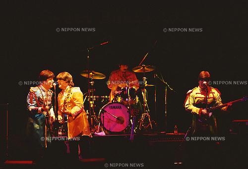 Beatlemania, Undated : Beatlemania performing at Sweet Basil 139, Japan.