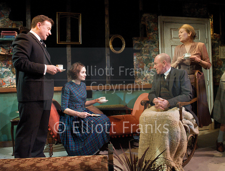The Living Room By Graham Greene Br At Jermyn Street Theatre