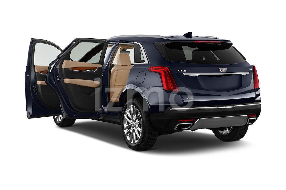 Car images of 2017 Cadillac XT5 AWD-Platinum 5 Door SUV Doors