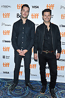 10 September 2017 - Toronto, Ontario Canada - Jason Sanchez, Carlos Sanchez. 2017 Toronto International Film Festival - &quot;A Worthy Companion&quot; Premiere held at Scotiabank Theatre. <br /> CAP/ADM/BPC<br /> &copy;BPC/ADM/Capital Pictures
