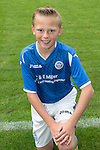 St Johnstone FC Academy Under 13's<br /> Luke Graham<br /> Picture by Graeme Hart.<br /> Copyright Perthshire Picture Agency<br /> Tel: 01738 623350  Mobile: 07990 594431