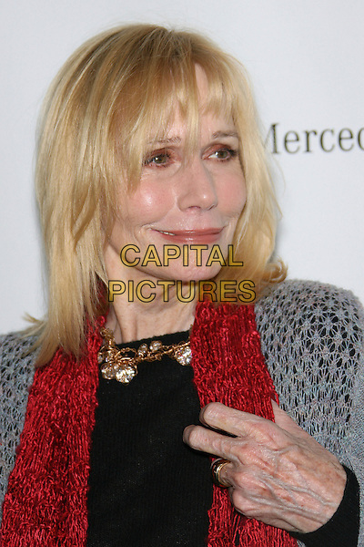 SALLY KELLERMAN.Mercedes-Benz Fall 2006 L.A. Fashion Week - DAY 4 Arrivals held at Smashbox Studios, Culver City, California, USA..March 22nd, 2006.Photo: Zach Lipp/AdMedia/Capital Pictures.Ref: ZL/ADM.headshot portrait necklace.www.capitalpictures.com.sales@capitalpictures.com.© Capital Pictures.
