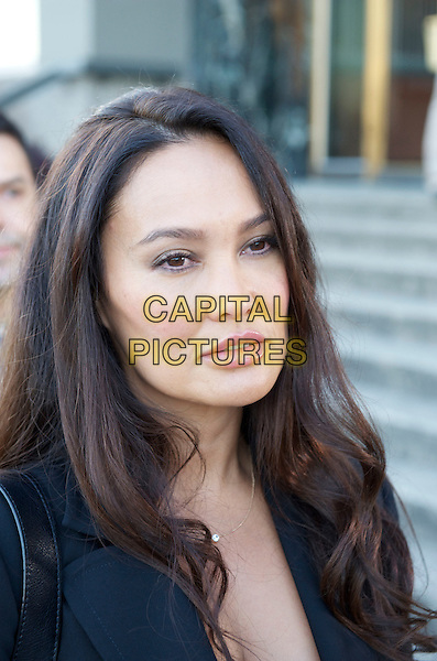 """Tia Carrere.in True Justice (series 7, Episode 7 """"Lethal Justice: Part 1"""").*Filmstill - Editorial Use Only*.CAP/NFS.Supplied by Capital Pictures."""