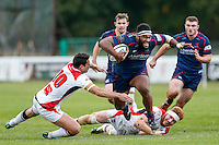 London Scottish v Ulster 'A' - B&I Cup - 23/10/16 - Match Images