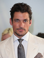 """David Gandy<br /> arriving for the """"2013 Glamour Awards"""", Berkeley Square, London. Picture by: Lexie Appleby/Snappers/DyD Fotografos 04/06/2013"""