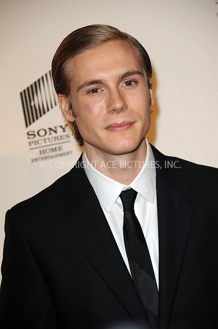 WWW.ACEPIXS.COM . . . . . ....January 19 2010, New York City....Actor Zackary Booth arriving at the Season 3 premiere of 'Damages' at the AXA Equitable Center on January 19, 2010 in New York City.....Please byline: KRISTIN CALLAHAN - ACEPIXS.COM.. . . . . . ..Ace Pictures, Inc:  ..tel: (212) 243 8787 or (646) 769 0430..e-mail: info@acepixs.com..web: http://www.acepixs.com
