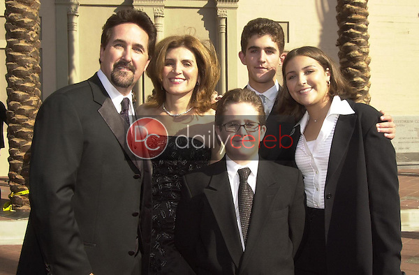 Bryce Zabel and family