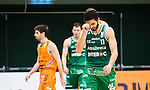 S&ouml;dert&auml;lje 2015-02-03 Basket Basketligan S&ouml;dert&auml;lje Kings - Norrk&ouml;ping Dolphins :  <br /> S&ouml;dert&auml;lje Kings Dino Butorac deppar under matchen mellan S&ouml;dert&auml;lje Kings och Norrk&ouml;ping Dolphins <br /> (Foto: Kenta J&ouml;nsson) Nyckelord:  S&ouml;dert&auml;lje Kings SBBK T&auml;ljehallen Norrk&ouml;ping Dolphins depp besviken besvikelse sorg ledsen deppig nedst&auml;md uppgiven sad disappointment disappointed dejected