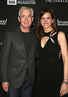 LOS ANGELES, CA - JANUARY 5: Kyle MacLachlan, Desiree Gruber, at the J/P HRO &amp; Disaster Relief Gala hosted by Sean Penn at Wiltern Theater in Los Angeles, Caliornia on January 5, 2019.            <br /> CAP/MPI/FS<br /> &copy;FS/MPI/Capital Pictures