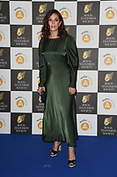 Anna Friel<br /> arriving for the RTS Awards 2019 at the Grosvenor House Hotel, London<br /> <br /> ©Ash Knotek  D3489  19/03/2019