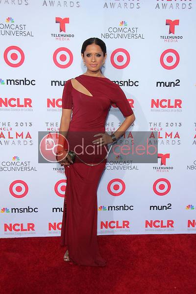 Rocsi Diaz<br /> at the 2013 NCLR ALMA Awards Arrivals, Pasadena Civic Auditorium, Pasadena, CA 09-27-13<br /> David Edwards/Dailyceleb.com 818-249-4998