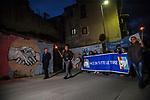 Palermo: marcia della pace 2018