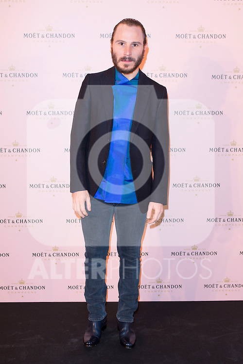 "Ruben Ochandiano attends the ""Moon Night Party"" of Moët & Chandon at Casino in Madrid, Spain. September 17, 2014. (ALTERPHOTOS/Carlos Dafonte)"