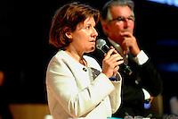 Sylvie ROBERT - Vice presidente de Rennes-Metropole deleguee a la culture, l'architecture et les grands projets