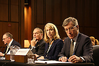 """Heather Conley, senior vice president for Europe, Eurasia, and the Arctic and director, Europe Program, CSIS, testified before the Senate Armed Services Committee on """"Russian Strategy and Military Operations."""""""