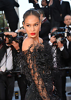 Joan Smalls at the gala screening for &quot;Girls of the Sun&quot; at the 71st Festival de Cannes, Cannes, France 12 May 2018<br /> Picture: Paul Smith/Featureflash/SilverHub 0208 004 5359 sales@silverhubmedia.com