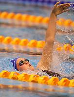 Erika Fairweather.  Swimming New Zealand Aon National Age Group Championships, Wellington Regional Aquatic Centre, Wellington, New Zealand, Friday 19 April 2019. Photo: Simon Watts/www.bwmedia.co.nz