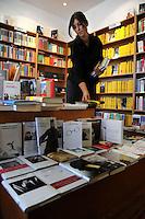"Libreria ""FuoriLeMura"". Bookshop."