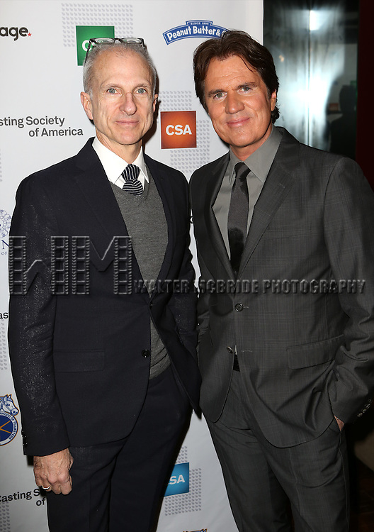 John DeLuca and Rob Marshall attend the 30th Annual Artios Awards at 42 WEST on January 22, 2015 in New York City.