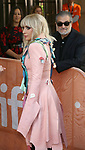 Lady Gaga and dad Joe Germanotta attend the 'Gaga: Five Foot Two' Premiere during the 2017 Toronto International Film Festival at Princess of Wales Theatre on September 8, 2017 in Toronto, Canada.