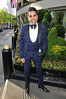 Dr Ranj Singh at the British Book Awards 2019, Grosvenor House Hotel, Park Lane, London, England, UK, on Monday 13th May 2019.<br /> CAP/CAN<br /> &copy;CAN/Capital Pictures