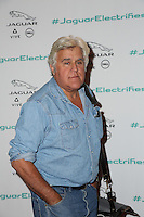 LOS ANGELES, CA - NOVEMBER 14: Jay Leno attends the Jaguar For Next Era Vehicle Unveiling Event at Milk Studios on November 14, 2016 in Los Angeles, California. (Credit: Parisa Afsahi/MediaPunch).