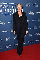 Mikka Simmons<br /> arriving for the Newport Beach Film Festival UK Honours 2020, London.<br /> <br /> ©Ash Knotek  D3551 29/01/2020
