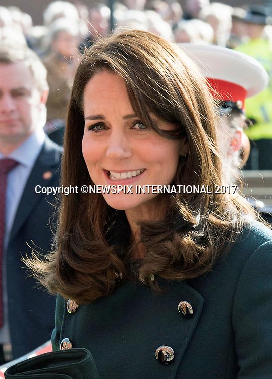 Kate Middleton &  William PDA - Fire Station, Sunderland