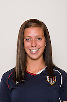 Cloee Colohan. U-17 USA Women's National Team head shots on September 16, 2008. Photo by Howard C. Smith/isiphotos.com