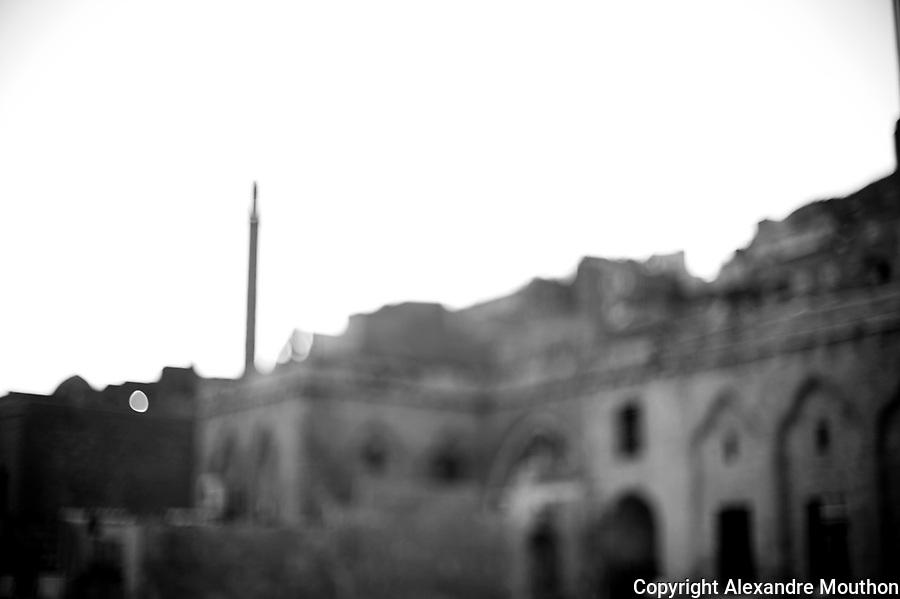Vieille ville de Mardin. Architecture assyro-chaldéenne.