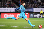 Kim Jungmi (KOR), <br /> DECEMBER 11, 2017 - Football / Soccer : <br /> EAFF E-1 Football Championship 2017 Women's Final match <br /> between North Korea 1-0 South Korea <br /> at Fukuda Denshi Arena in Chiba, Japan. <br /> (Photo by Naoki Nishimura/AFLO)