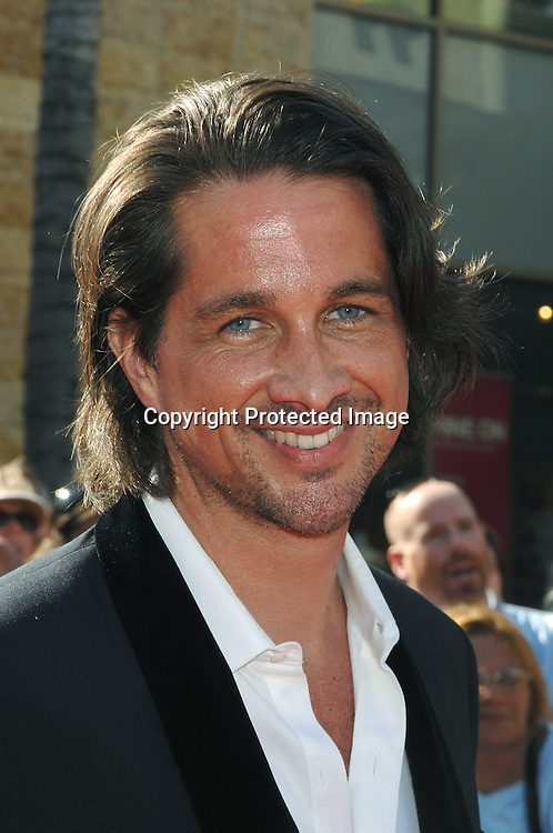 Michael Easton ..arriving at The 34th Annual Daytime Emmy Awards on ..June 15, 2007 at The Kodak Theatre in Hollywood, California. ..Robin Platzer, Twin Images......212-935-0770