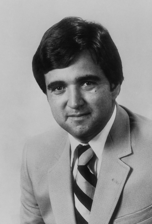 Portrait of Rep. Bill Richardson, D-N.M. 1985 (Photo by CQ Roll Call)