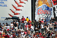 7 March 2009: General view of the crowd during the 2009 World Baseball Classic Pool D match at Hiram Bithorn Stadium in San Juan, Puerto Rico. Netherlands pulled off a huge upset in their World Baseball Classic opener with a 3-2 victory over Dominican Republic.
