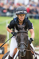 NZL-Jonelle Price (CLASSIC MOET) INTERIM-4TH: CROSS COUNTRY: EVENTING: The Alltech FEI World Equestrian Games 2014 In Normandy - France (Saturday 30 August) CREDIT: Libby Law COPYRIGHT: LIBBY LAW PHOTOGRAPHY - NZL