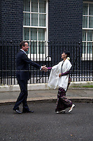 21.06.2012 - Aung San Suu Kyi at 10 Downing Street