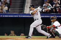 Alex Rodriguez of the USA during the World Baseball Championships at Angel Stadium in Anaheim,California on March 13, 2006. Photo by Larry Goren/Four Seam Images