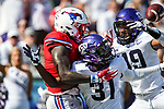 2017 NCAA Football - SMU vs. TCU